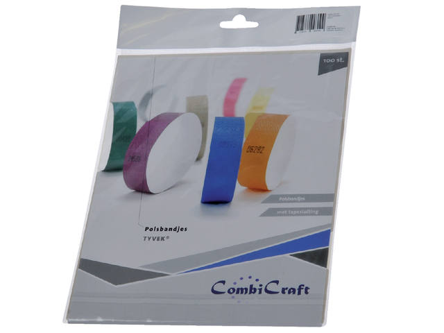 POLSBAND COMBICRAFT TYVEK ROOD 1
