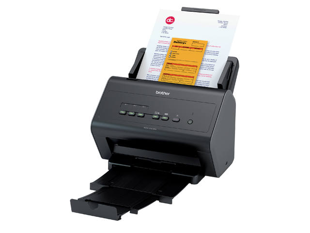 SCANNER BROTHER ADS-2400N 1