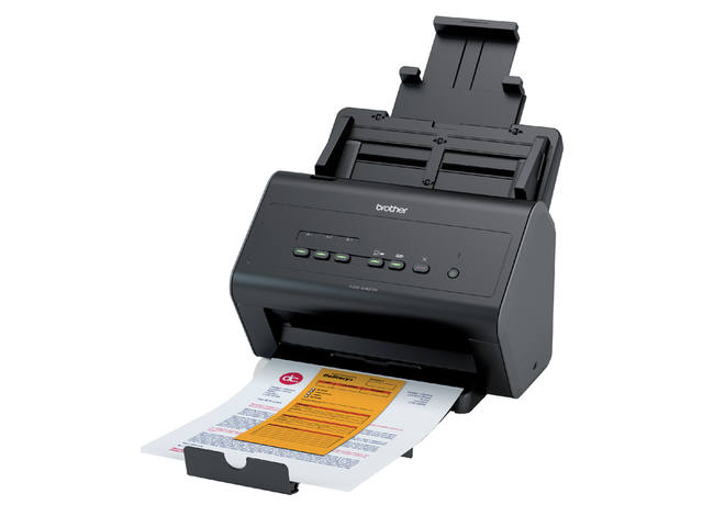 SCANNER BROTHER ADS-2400N 4