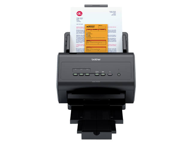 SCANNER BROTHER ADS-2400N 2