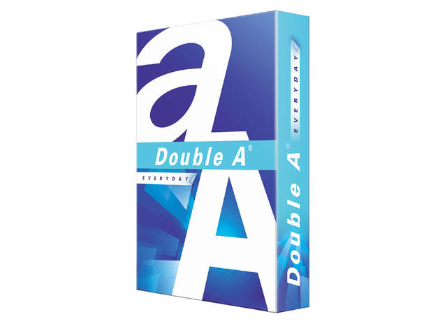 KOPIEERPAPIER DOUBLE A EVERYDAY A4 70GR 500VEL WIT 1